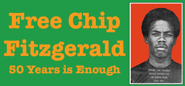 Freedom for Chip Fitzgerald